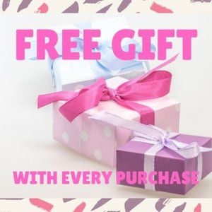 Other - Free Gift with Every Purchase!! Welcome @jennygich